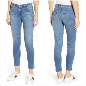 Adriano Goldschmied Ankle Skinny Jeans